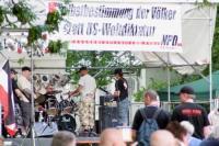 Rechtsrock beim NPD-Bayerntag