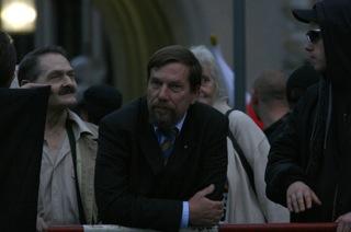 J. Rieger am 18.07.2009 in München. Bild: Robert Andreasch