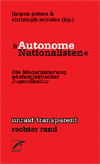Buchcover Autonome Nationalisten
