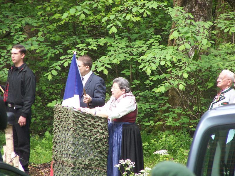 NPD-Bundesvorstandsmitglied Edda Schmidt
