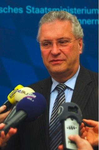 Joachim Hermann am 3. März 2011