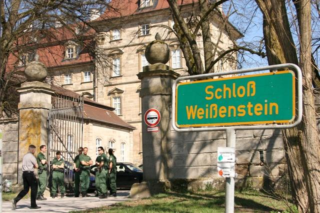 Schloss Weissenstein in Pommersfelden. Foto: Robert Andreasch