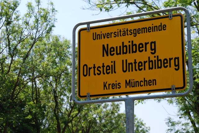 Das oberbayerische Neubiberg ist Sitz der Universität der Bundeswehr. Foto: Robert Andreasch