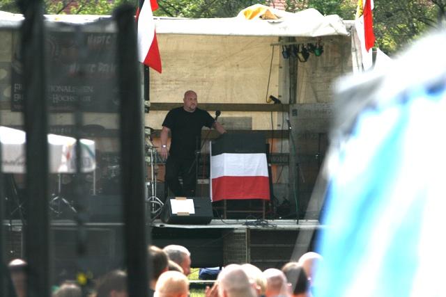Martin Wiese ist der Hauptredner beim 'Frankentag'.  Foto: Robert Andreasch