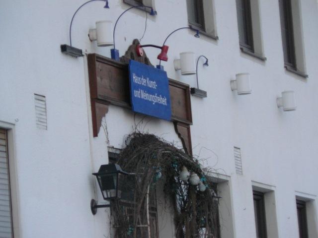 Das von Neonazis 'angemietete' Gasthaus Gruber. Foto: a.i.d.a.
