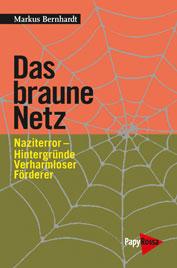 Buchcover: Das braune Netz
