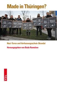 Buchcover: Made in Thüringen