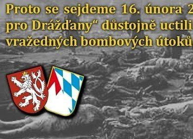 Ausschnitt aus dem Flyer für den deutsch-tschechischen Aufmarsch. Repro-Foto: a.i.d.a.