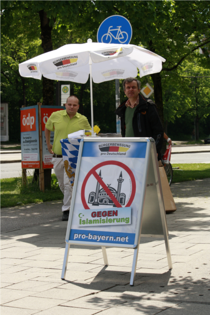 links: Stefan Werner, rechts: Uwe Görler. Foto: Tim Karlson