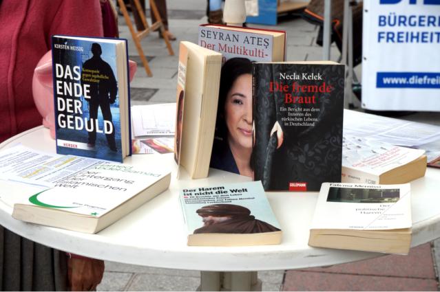 'Die Freiheit' präsentiert ihre Lesetipps. Foto: privat