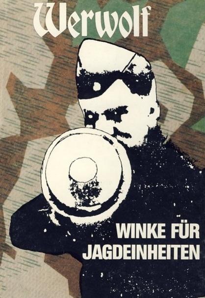 Cover 'Werwolf - Winke für Jagdeinheiten'.