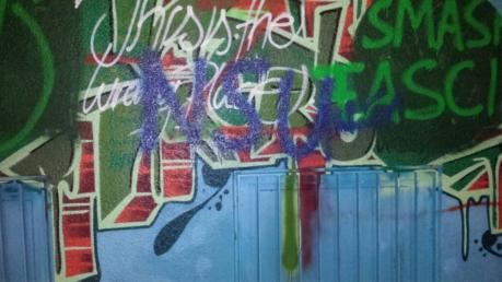 Die Neonazis beziehen sich positiv auf den rechtsterroristischen NSU. Foto: Freiraum Dachau
