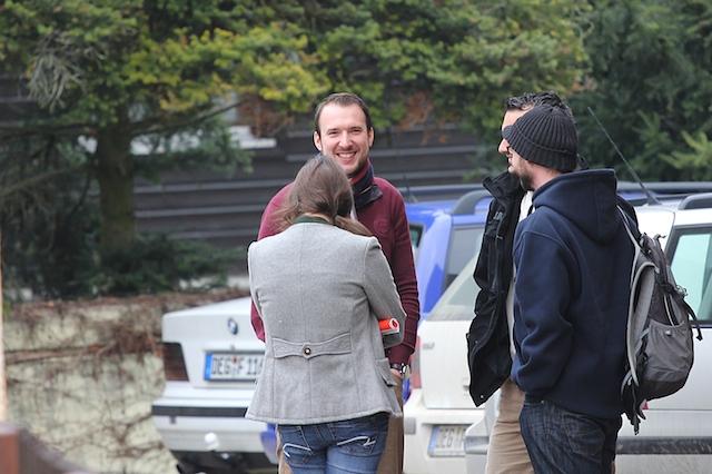 Auch Christoph Hofer nimmt am NPD-Aschermittwoch teil.  Foto: Jan Nowak