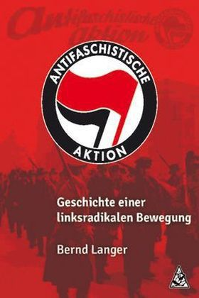 Cover 'Antifaschistische Aktion' (Unrast-Verlag)