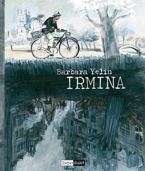 Das Cover von Barbara Yelins 'Irmina'.