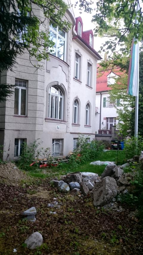 Die nun verkaufte Villa in der Möhlstraße. Foto: a.i.d.a.