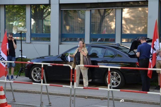 Renate Werlberger.  Foto: Marcus Buschmüller