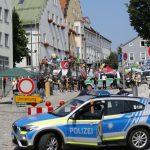 Überblick über die Kundgebung. Foto: Jan Nowak