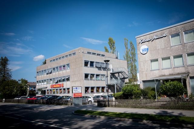 Die AfD-Büros befinden sich im dritten Obergeschoss. Foto: Robert Andreasch